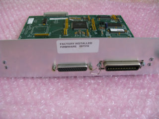 Card parallel Tally T6180_T6100
