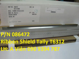 Ribbon-shield-Tally-T6312