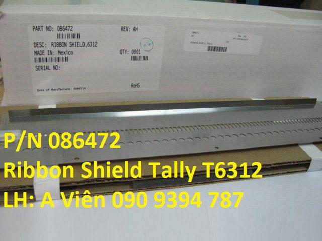 Ribbon-shield-Tally-T6312