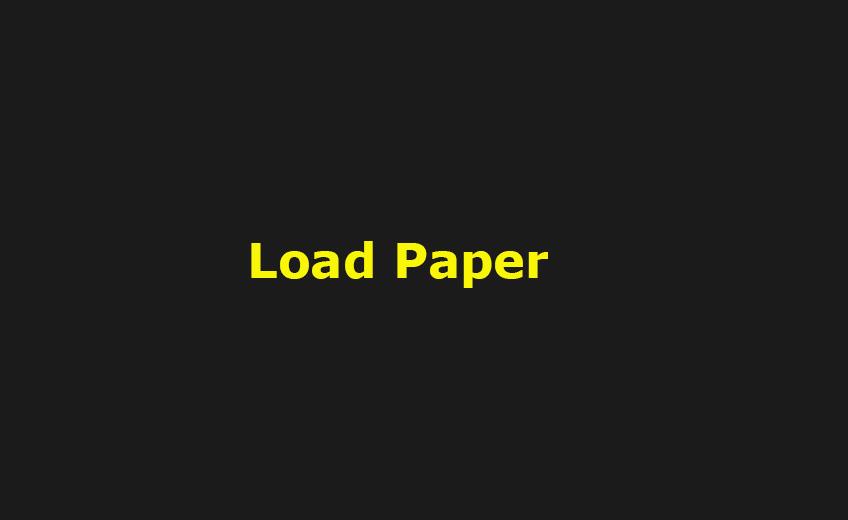 load-paper