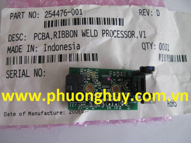 Ribbon Weld Processor - Cảm biến dây ruy băng