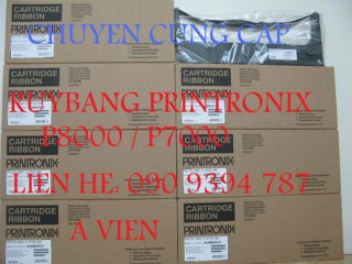 Ruybăng Printronix cartridge P7000P8000